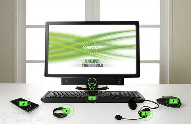 Energous WattUp Wireless Charging
