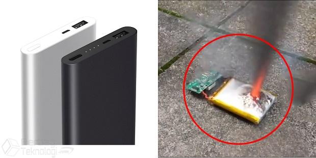 HP Rusak Karena Powerbank