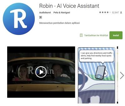 Robin - AI Voice Assistant