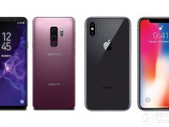 iPhone X Vs Samsung Galaxy S9 Plus