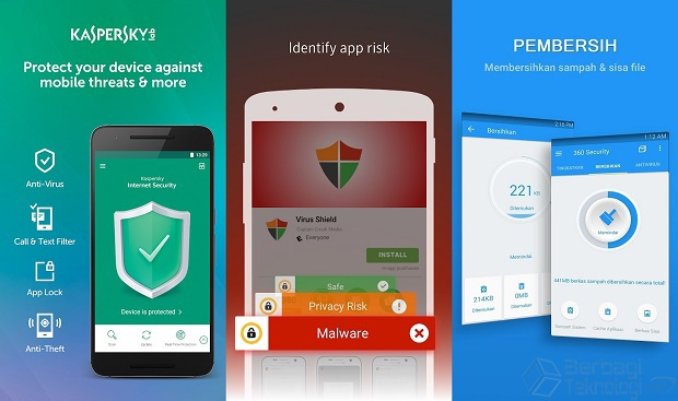 Anti Virus Android Terbaik 2018