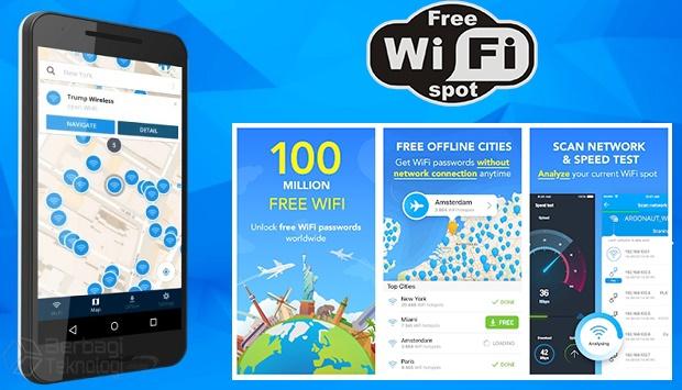 Aplikasi Pencari Wifi Gratis Terbaik