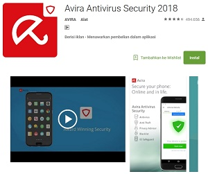 Manfaat anti virus di android