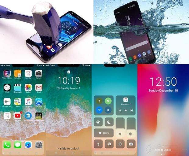 Tips Membuat Android Lebih Canggih dengan Launcher iPhone Ringan