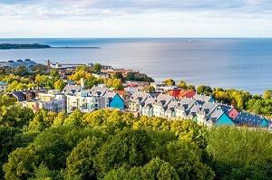 Estonia, download 13.75 Mbps dan upload 12.04 Mbps
