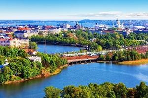 Finlandia, download 8.69 Mbps dan upload 6.09 Mbps