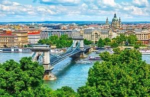Hungaria, download 10.37 Mbps dan upload 4.03 Mbps
