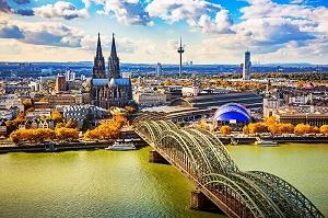 Jerman, download 7.96 Mbps dan upload 2.95 Mbps