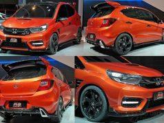 Mobil Honda Terbaru Small RS Concept