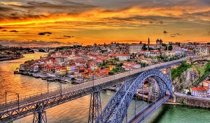 Portugal, download 7.43 Mbps dan upload 2.55 Mbps