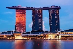 Singapura, download 9.49 Mbps dan upload 5.41 Mbps