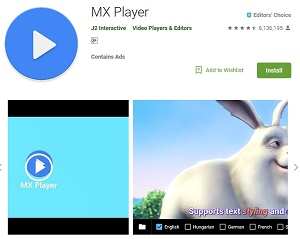 download mx player terbaru