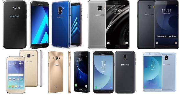 Ingin Ganti Ponsel, Ini Tipe HP Samsung Galaxy Android