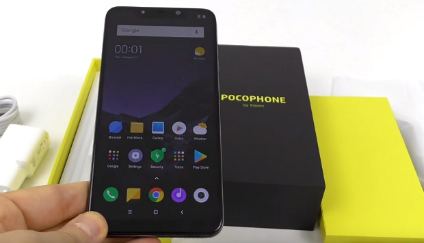 Harga Xiaomi Pocophone F1