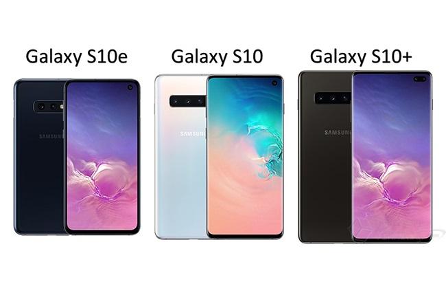 Harga Samsung Galaxy S10e Galaxy S10 Galaxy S10 Plus