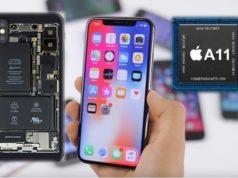Chip Memori iPhone