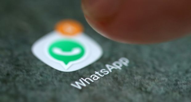 WhatsApp Search by Image Berita Palsu