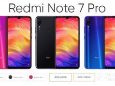 harga redmi note 7 pro