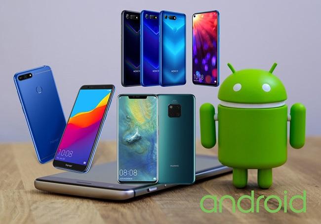 perkembangan android