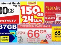 Paket Internet Murah Semua Operator