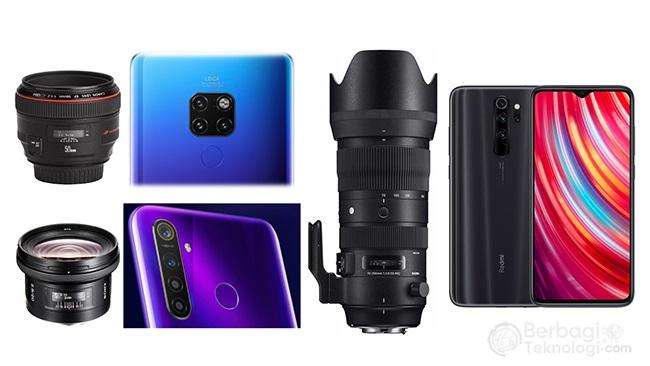 Fungsi Kamera HP Lebih Dari Satu