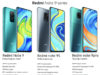harga redmi note 9 series