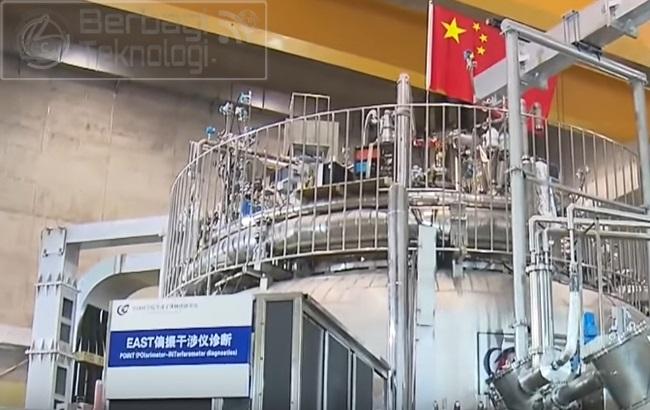 China Artificial Sun