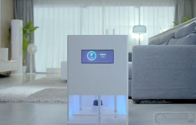 wireless charging xiaomi